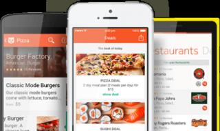 foodpanda 手機App